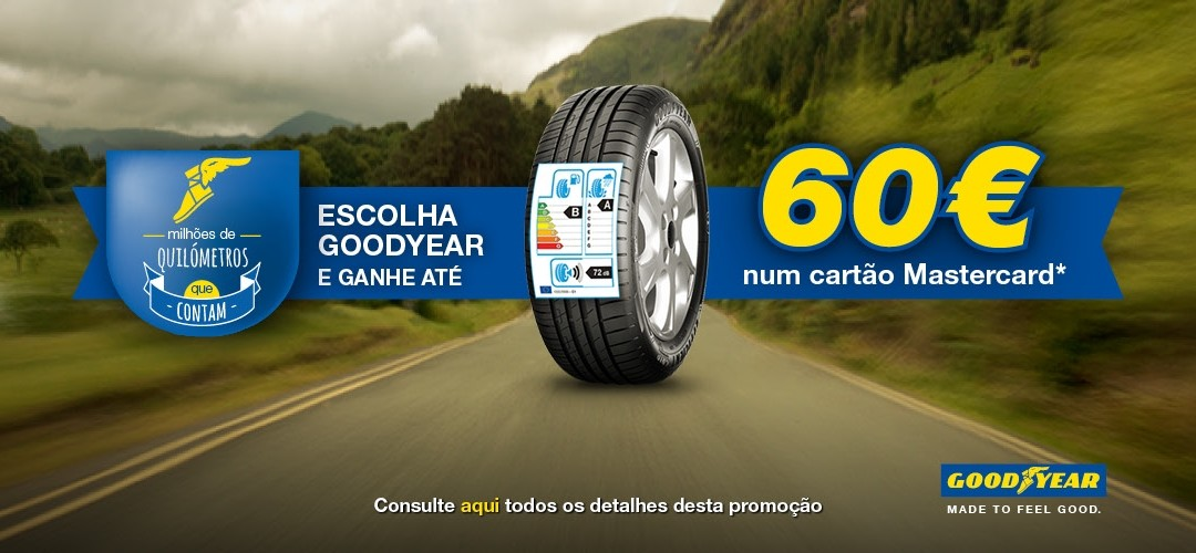 "Regulamento da Campanha 2015 ""Sell Out Outono Goodyear"""